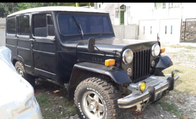 jeep mitsubishi