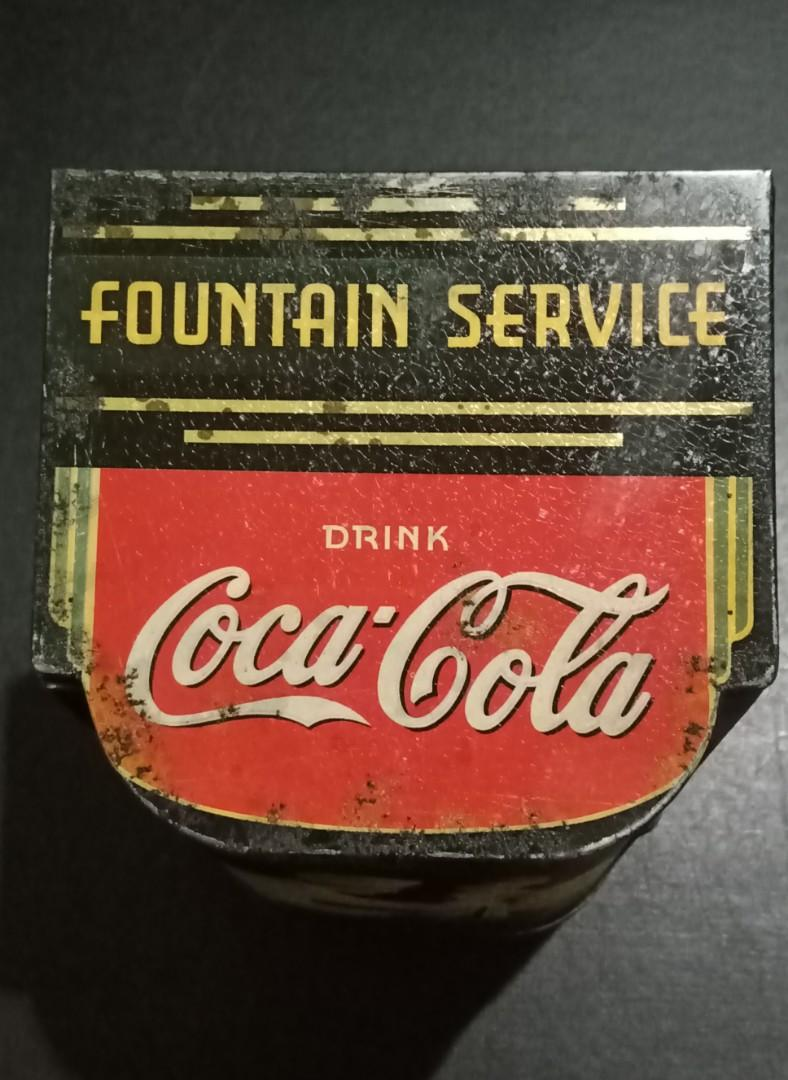 Jual Cepat Tin Can Coca-Cola Replica
