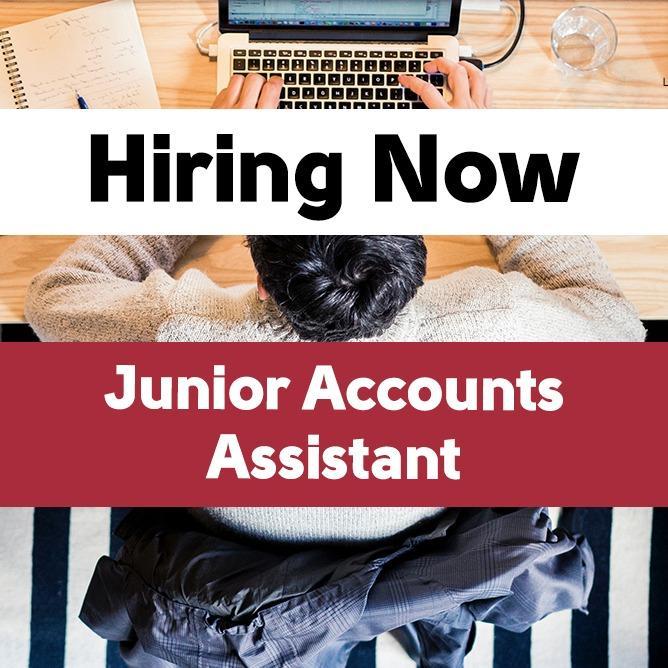 Junior Accounts Assistant