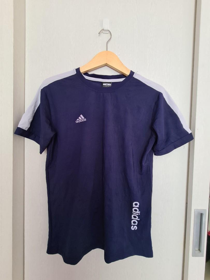 Kaos olahraga adidas sport atasan original