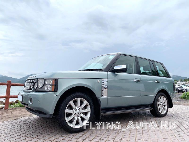 Land Rover Range Rover 4.2 V8 Supercharged (A)