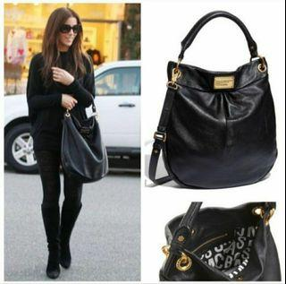 MARC JACOBS authentic classic HOBO BAG