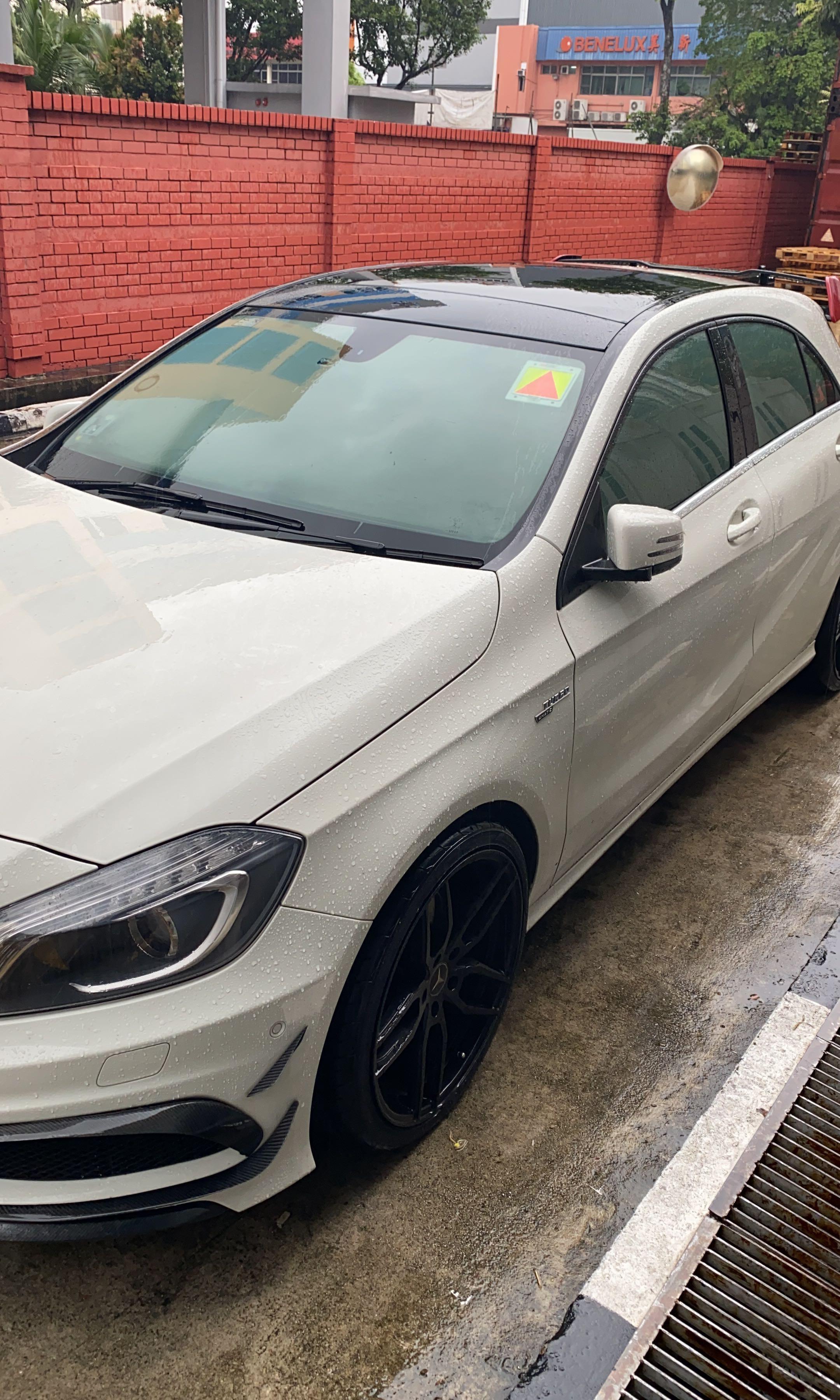 Mercedes-Benz A200 BI+SR Auto