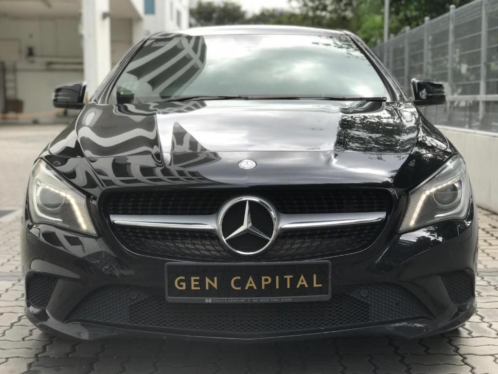 Mercedes-Benz CLA180 (A)