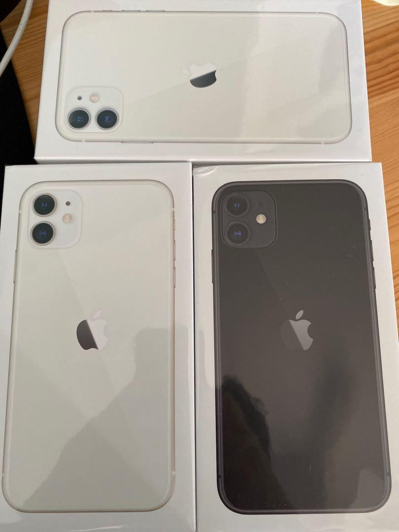 Never Opened IPhone 11 64GB