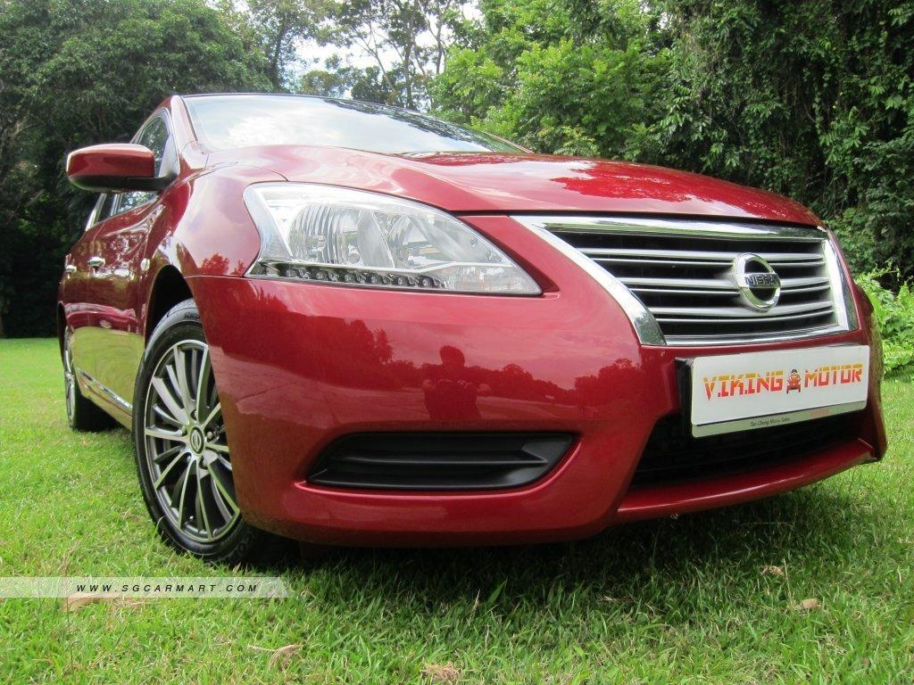 Nissan Sylphy 1.6  Auto
