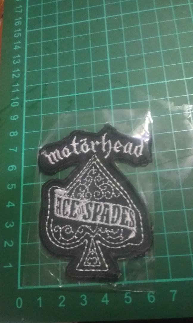 Patch Motorhead ' Ace of Spades '