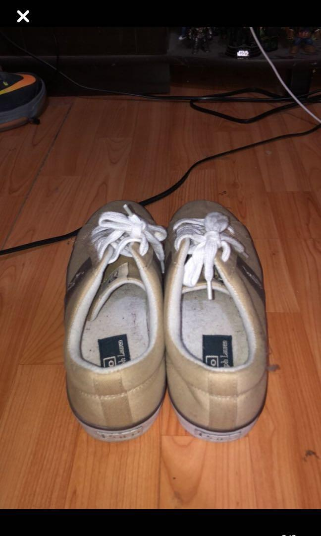 Polo shoes size 10