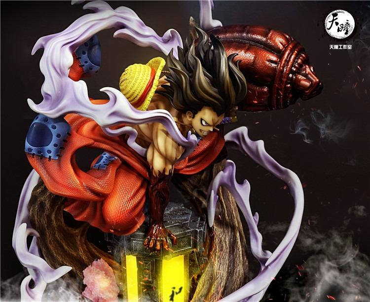 [PRE-ORDER]ONE PIECE: LUFFY GEAR FOURTH - SNAKE MAN STATUE FIGURE