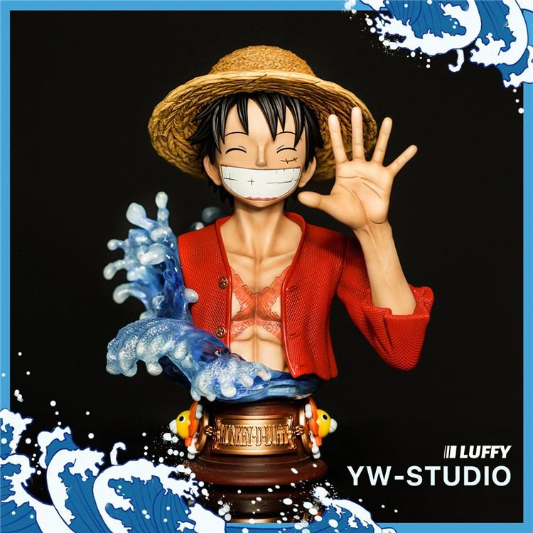 [PRE-ORDER]ONE PIECE: LUFFY STATUE FIGURE