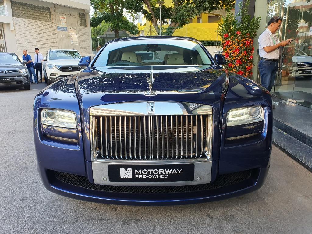 Rolls-Royce Ghost 6.6 (A)