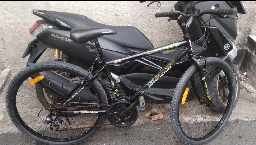"""Sepeda Gunung United 26"""""""