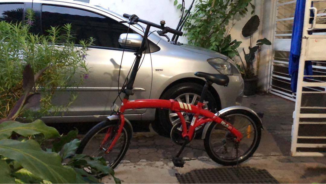 Sepeda Lipat ACE