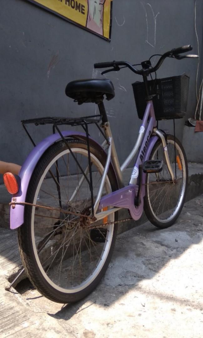 "Sepeda Mini  Aleoca 24"""
