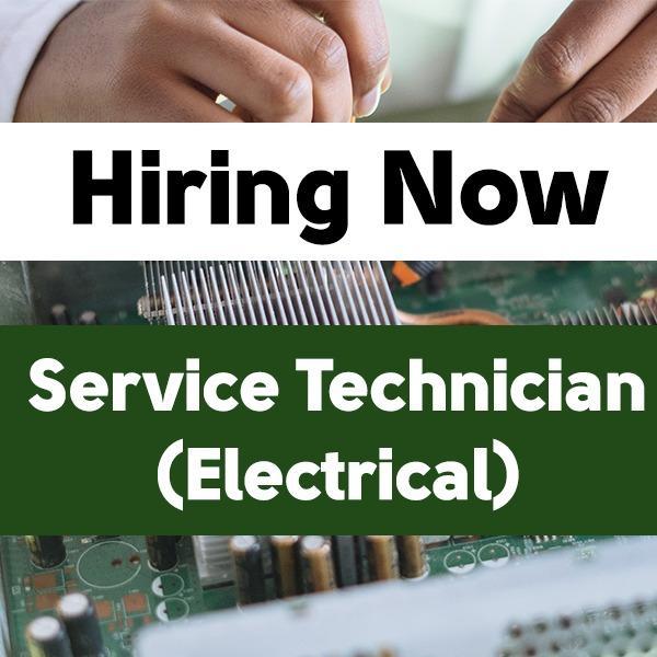 Service Technician (Electrical)