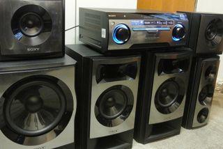 Sony Muteki 5.1 HT-M22 Home Theater System