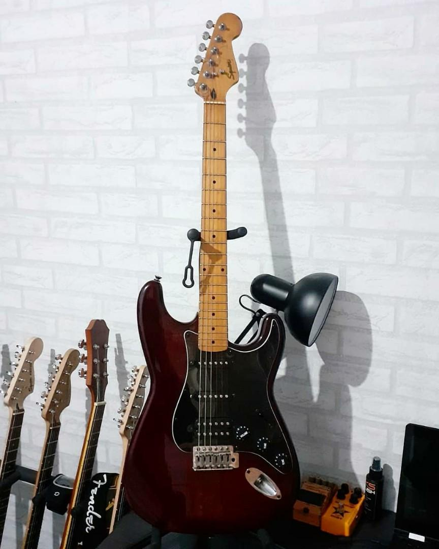 Squier Stratocaster KV Korean Vintage th 1997 Rare not fender cort ibanez epiphone gibson