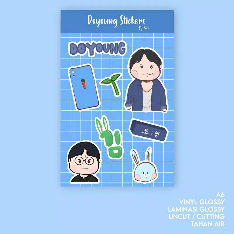 Stiker NCT Doyoung