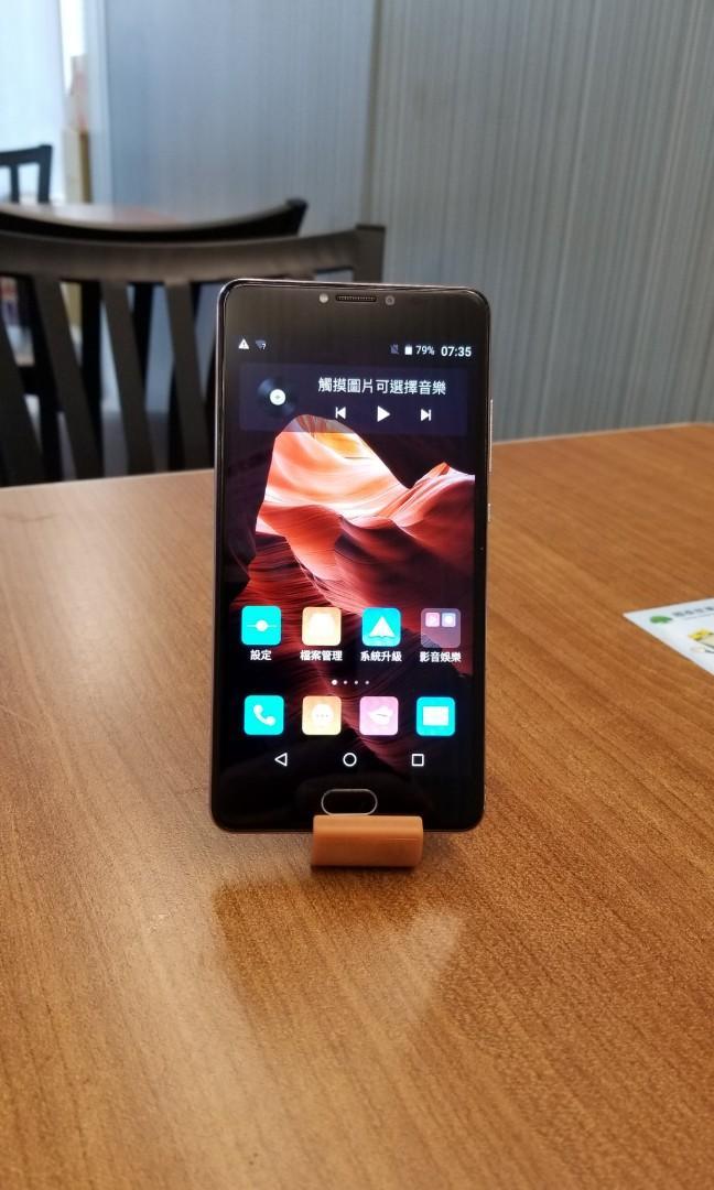二手SUGAR 糖果 Y7 MAX 16G(雙卡雙待、四核心、指紋辨識)