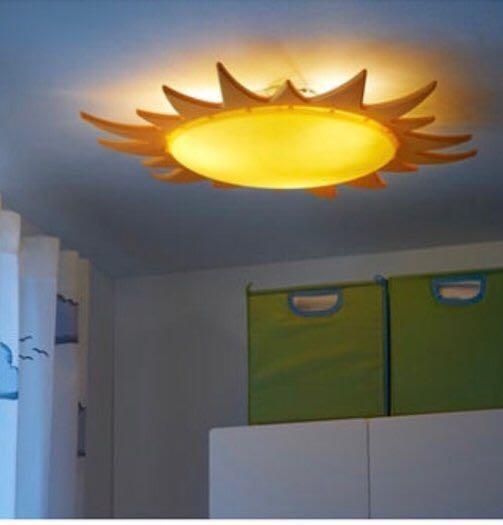 Sun Light Fixture