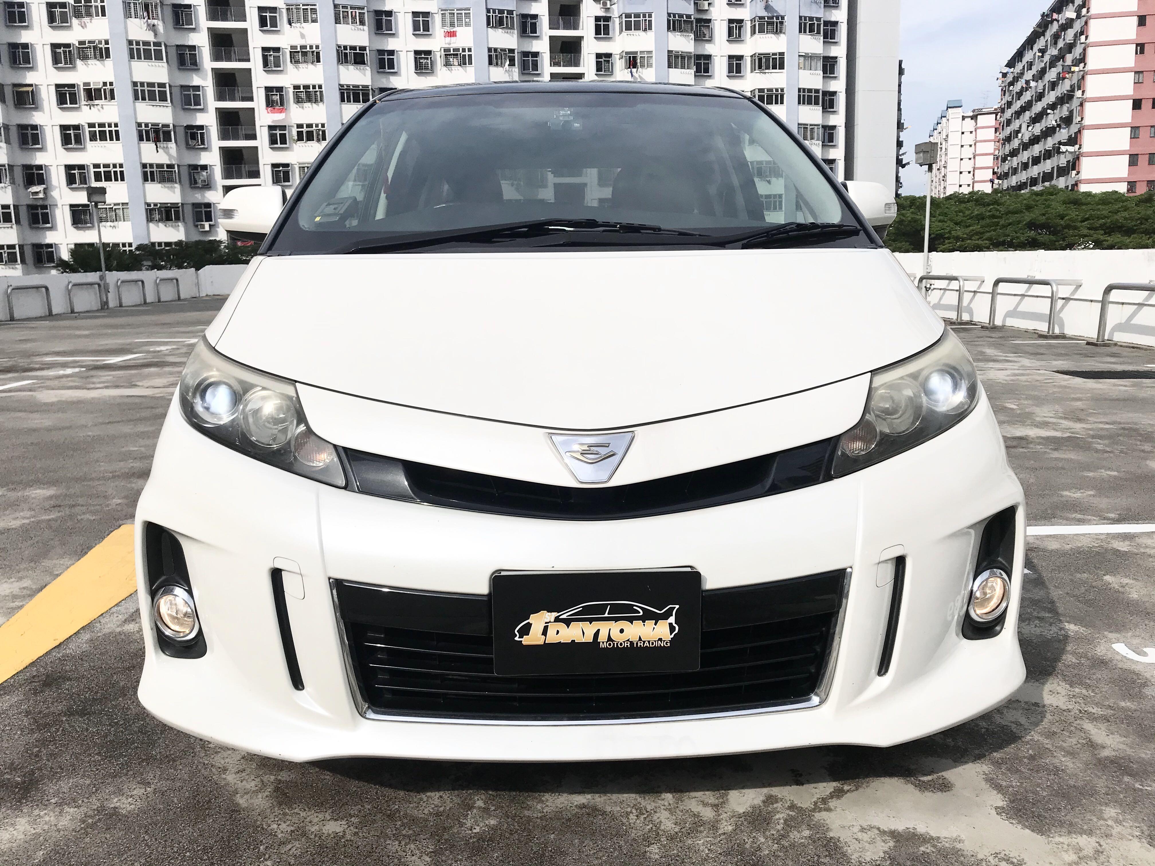 Toyota Estima 2.4A Aeras Moonroof 8-Seater  Auto