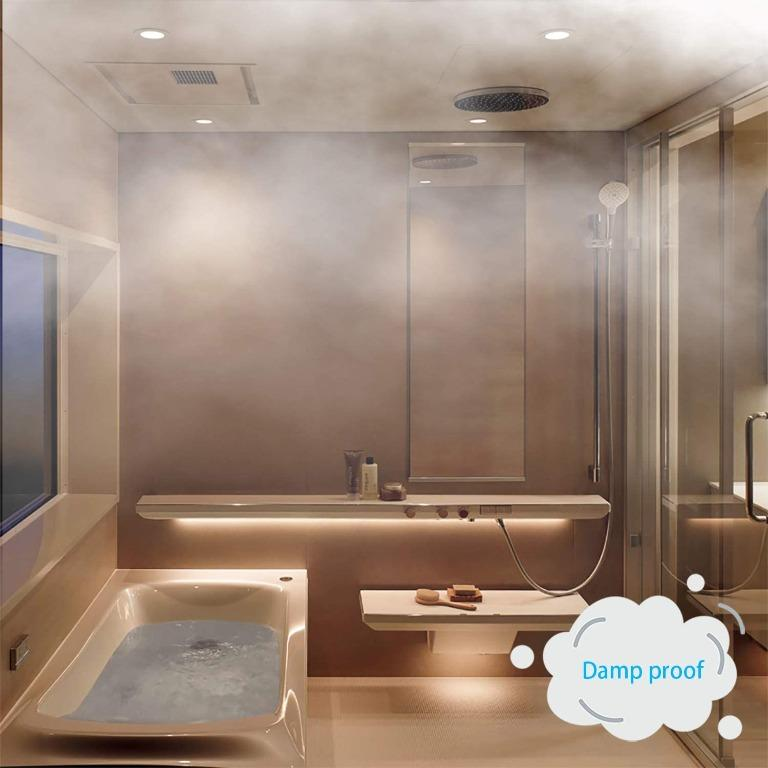 4 Inch Recessed LED Lighting 9W 800LM Dimmable