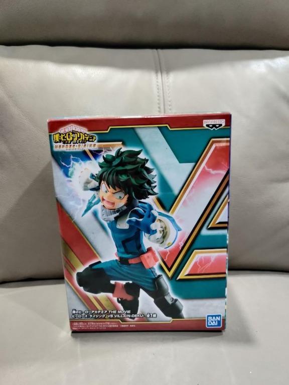 My Hero Academia The Movie Heroes Rising Vs 9 9 Sale One Week Only My Hero Academia The Movie Heroes Rising Vs Villain Deku Banpresto
