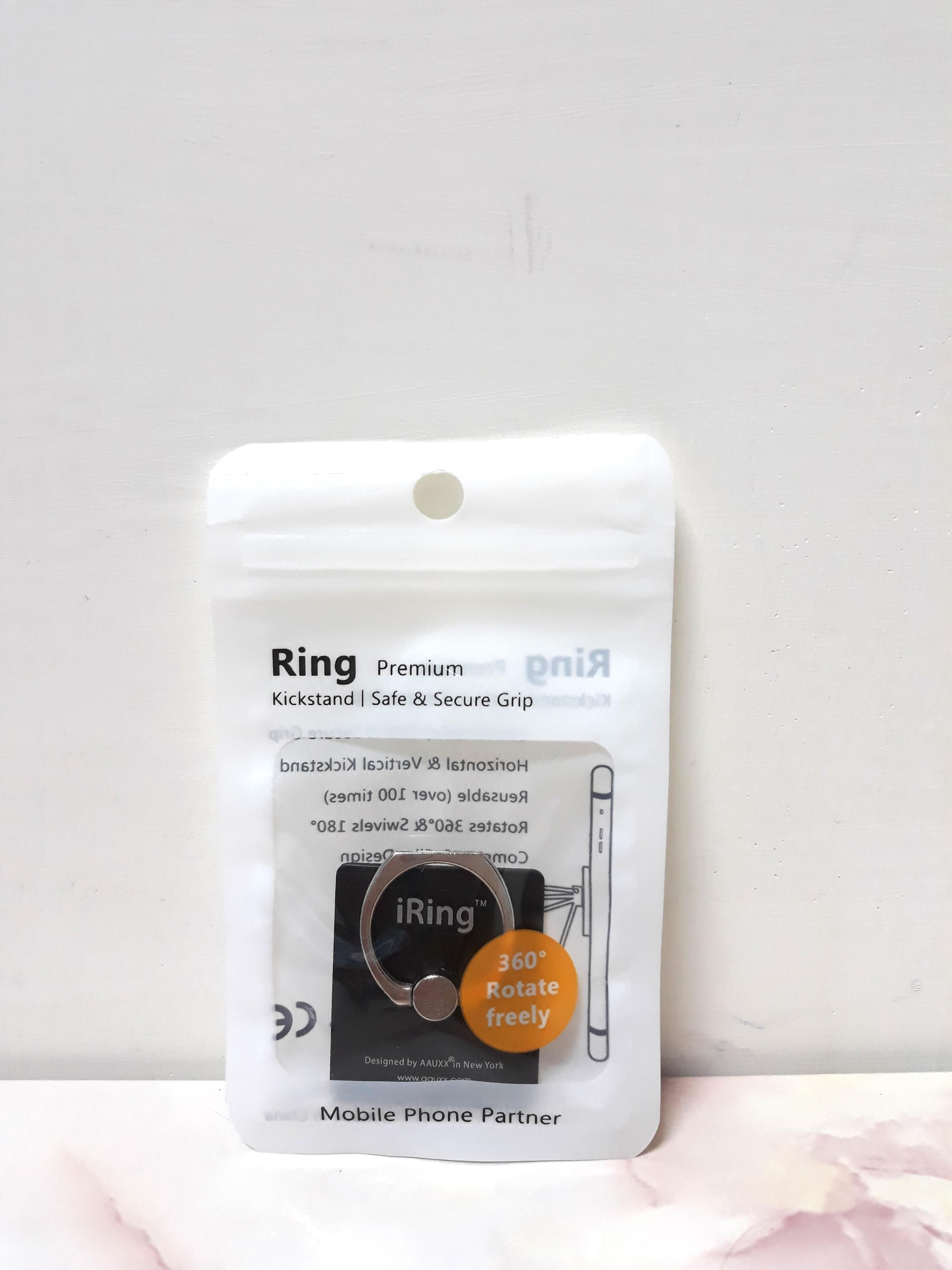 手機指環扣 支架