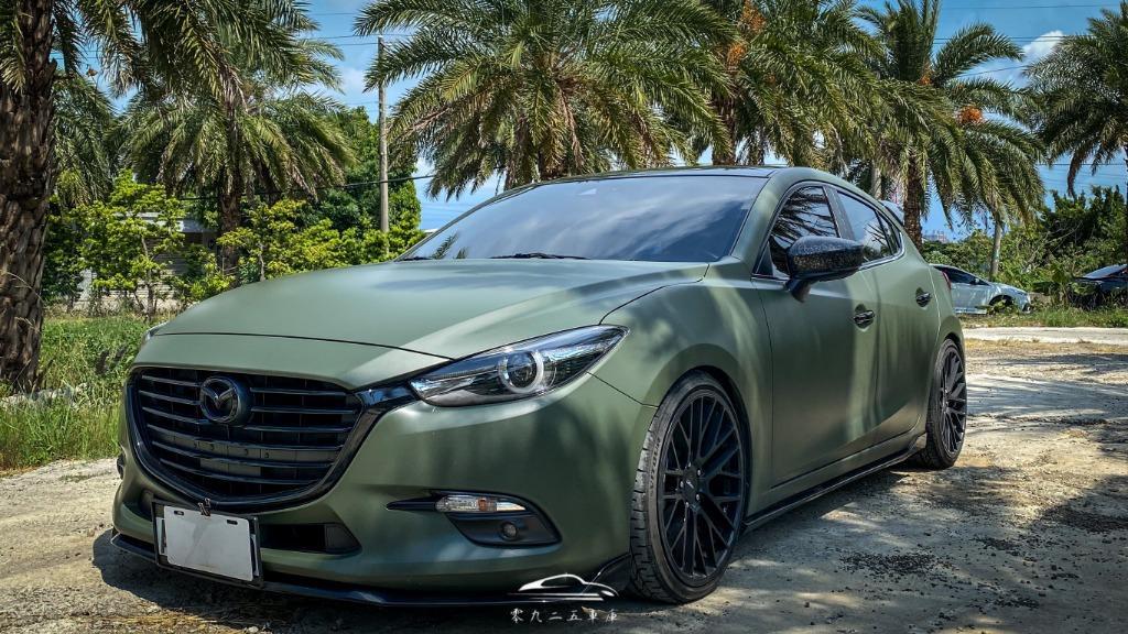🏆 2017年Mazda3 魔鬼藏在細節裡 車況美一手車🏆