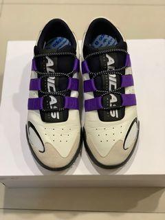 Adidas Originals Alexander Wang AW Wangbody Run 白紫色 真皮 運動 休閒鞋