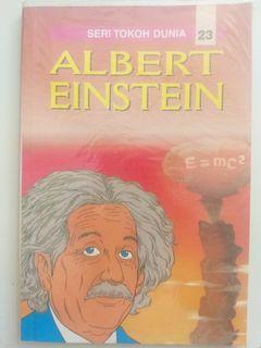 Albert Einstein Komik