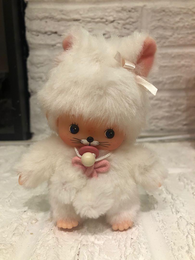 Bebichhichi White Kitty Costume Doll