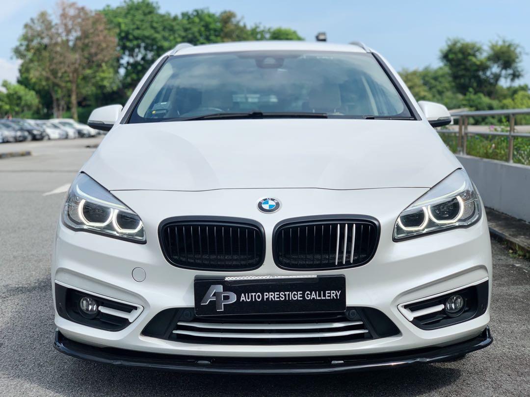 BMW 216d Active Tourer Luxury (A)