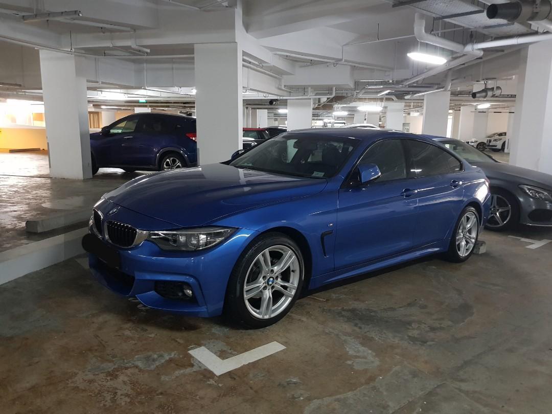 BMW 420i Gran Coupe (A)