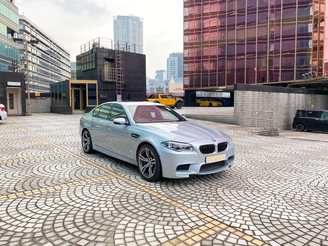BMW M5 4.4 (A)