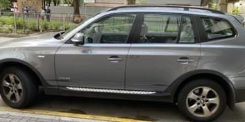 BMW X3 sDrive20i (A)
