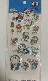 Doraemon Stickers (5 Designs)