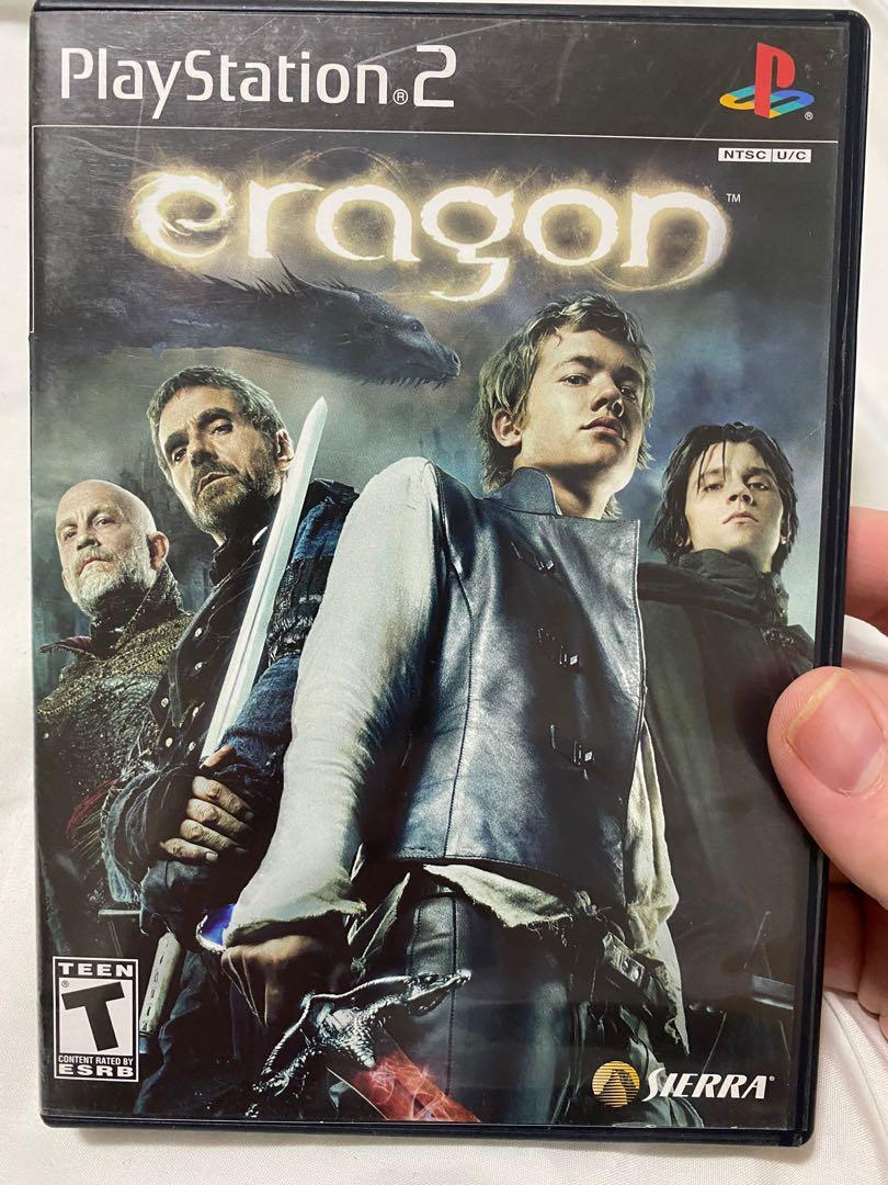 Eragon PS2