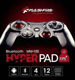 FlashFireBT-7000 HYPER PAD智慧藍芽遊戲手把