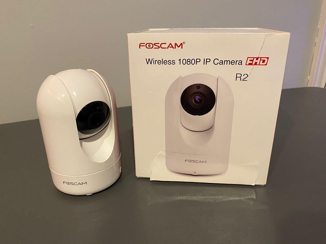 Foscam R2 Wireless 1080P FHD IP Camera