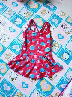 Girl Swimming Suit/Baju Renang Anak
