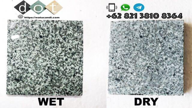 Granit Solid Homogen Alami Natural Stone Batu Alam
