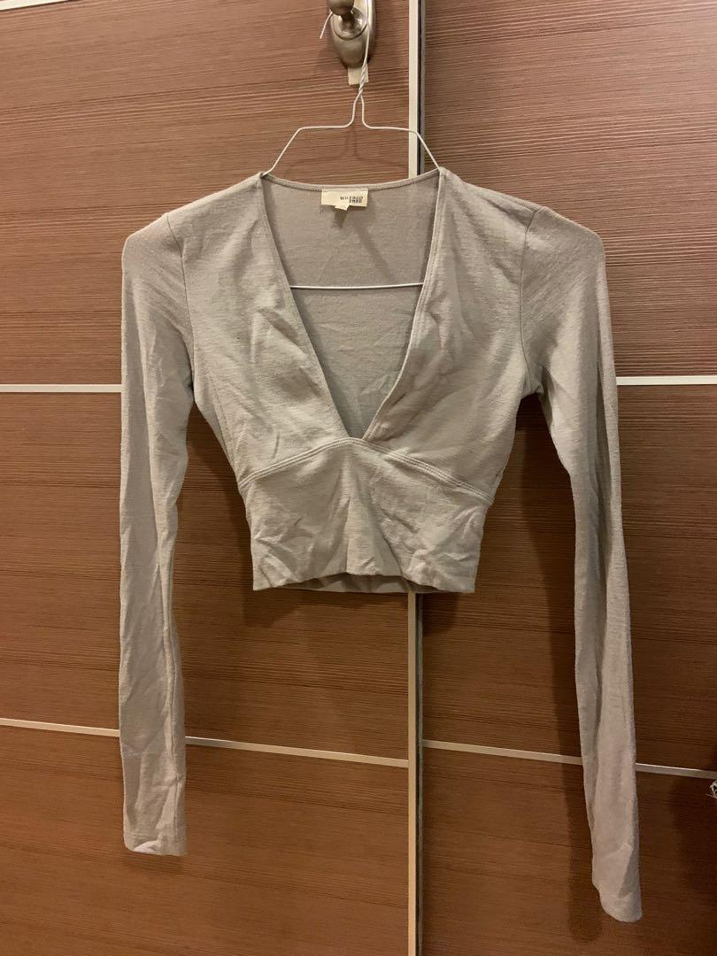Grey v top from Wilfred