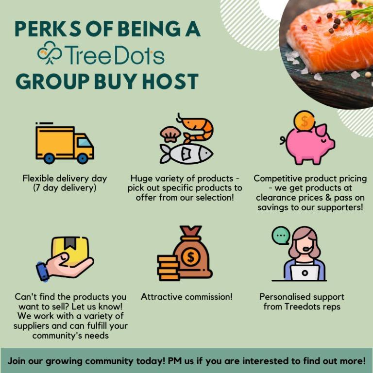 Group Buy Host