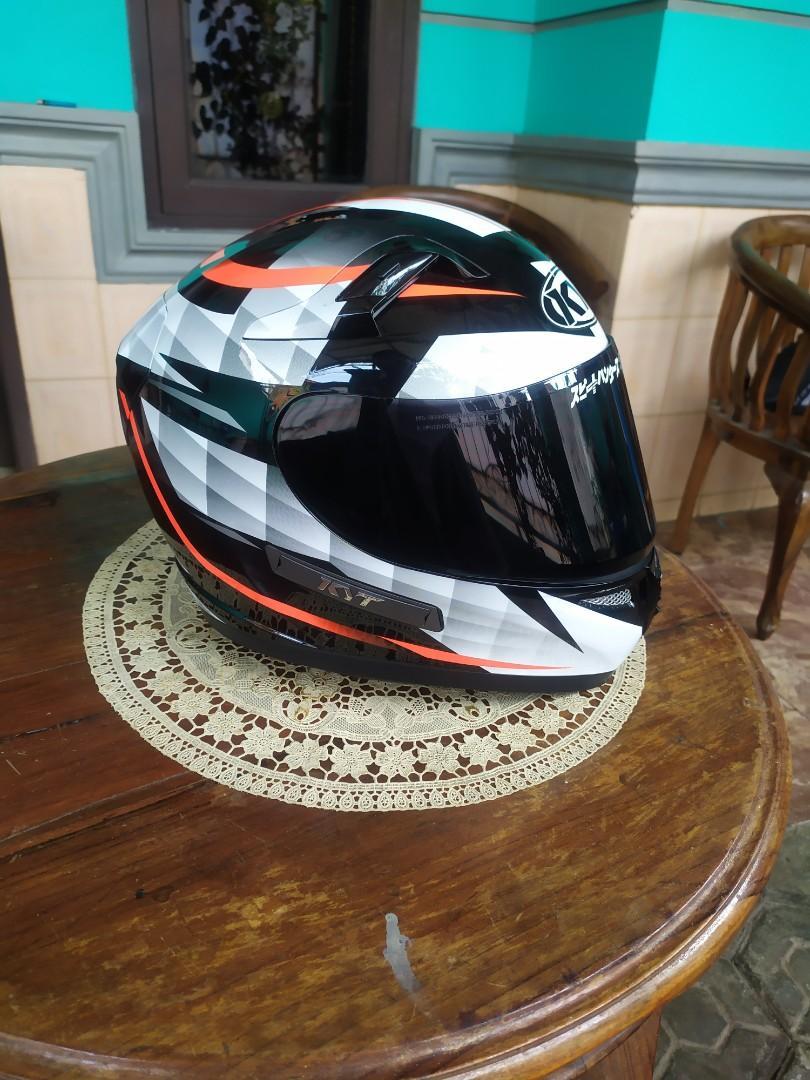 Helm Fullface KYT K2Rider Diamond
