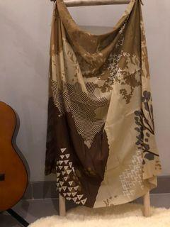 Hijab Voal Laser Cut Fesyen Wanita Pakaian Wanita Lainnya Di Carousell
