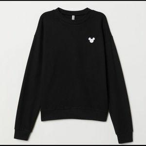 H&M disney sweatshirt