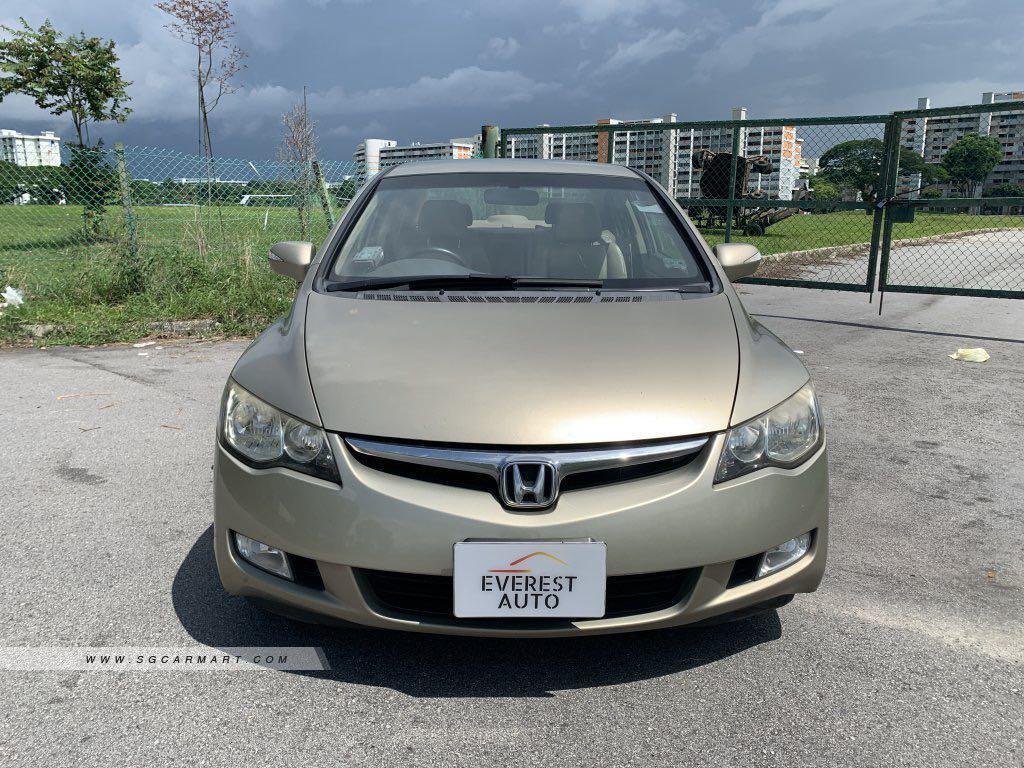 Honda Civic For Rent
