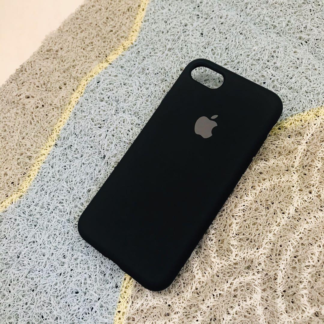 iPhone 7/8手機殼-經典黑