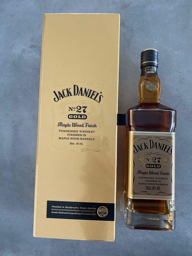 Jack Daniel No. 27 Gold CNY Edition